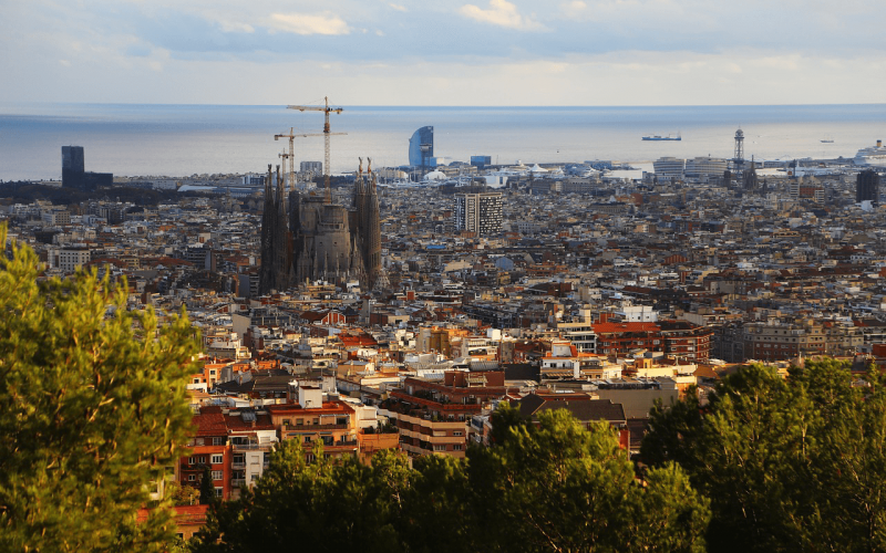 Spring city break in Barcelona from Helsinki starting 104 EUR for return ticket