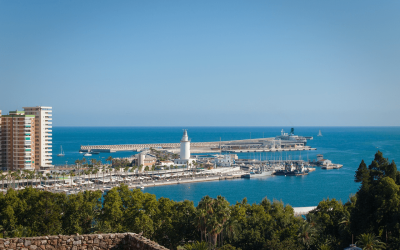Spanish escape: Stockholm to Malaga starting  from 108 EUR for return ticket