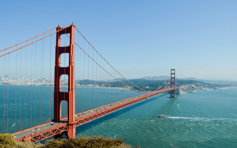 WOW cheap flights from Amsterdam to SanFrancisco, starting from 283 Eur