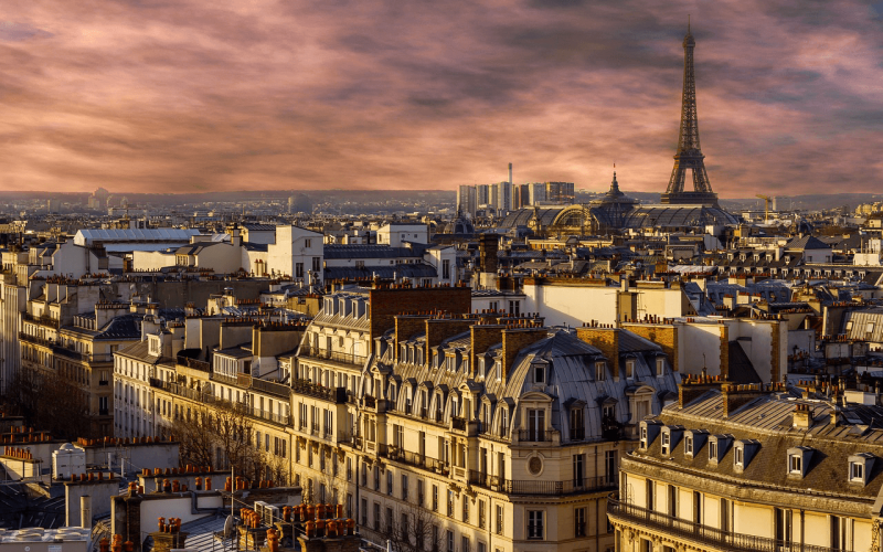 Last minute cheap direct flights from Vilnius to Paris from €41
