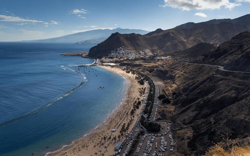 Summer starts in Tenerife: Berlin to Tenerife starting from 88 Eur for return ticket