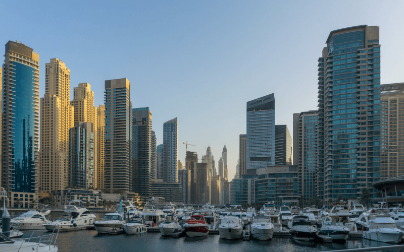Fly in March from Oslo to Dubai from 221 EUR for return ticket