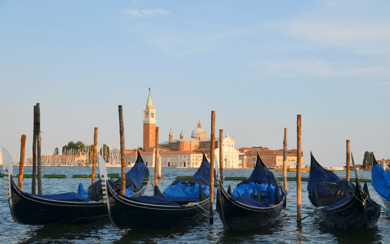 Bargain price for flights to city of canals: Stockholm to Venice from 37 Eur