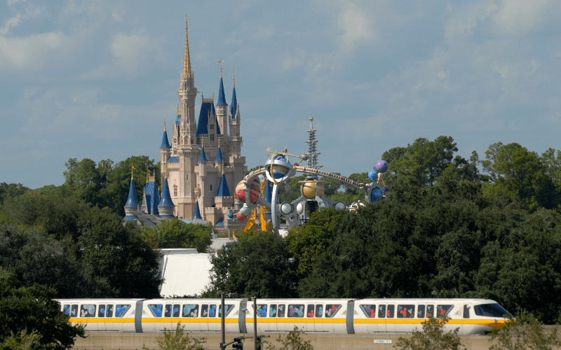 Don't miss! Great price for flights to Disney World – Oslo to Orlando from 262 Eur