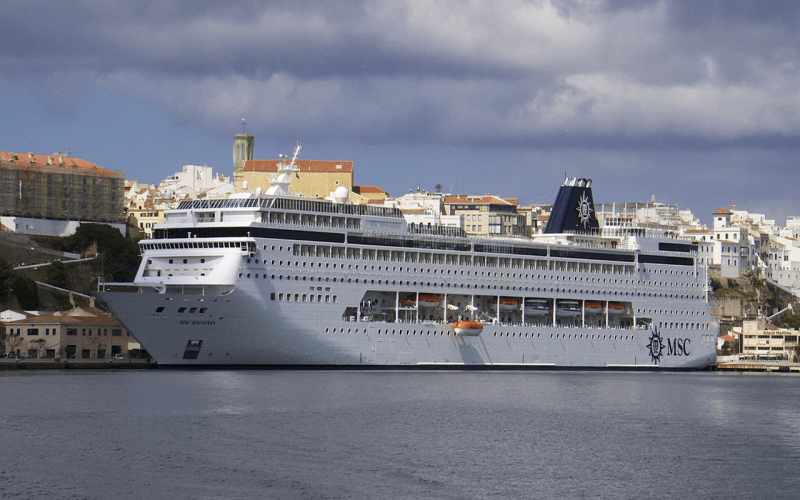 3 Night Mediterranean cruise just from 172 Eur