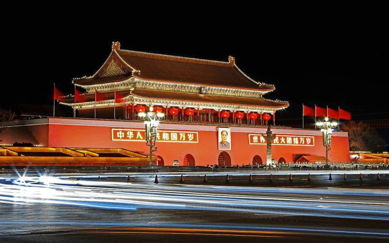 Cheap flights from Helsinki to Beijing from €349