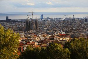 Spring city break in Barcelona from Helsinki starting 104 EUR for return ticket