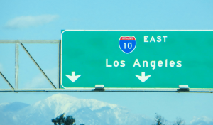 Cheap flights from Oslo to Los Angeles from €279