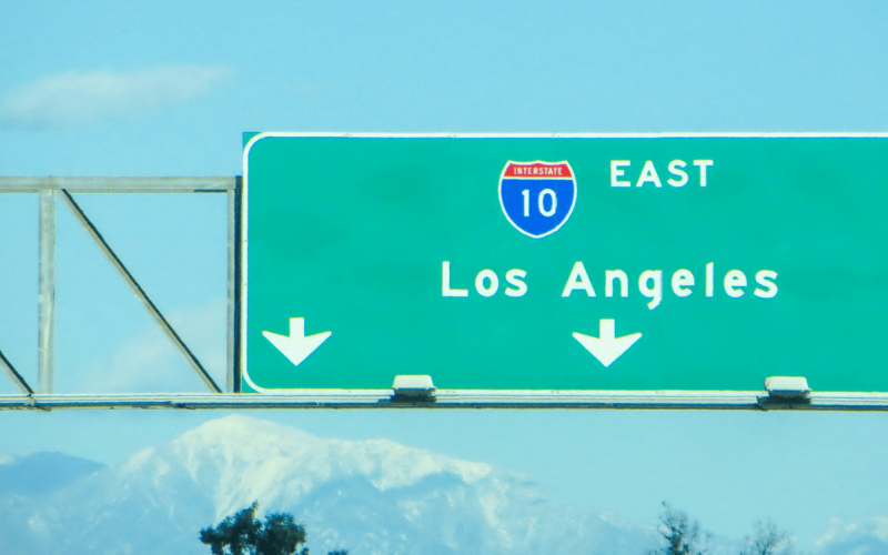 Los Angeles main