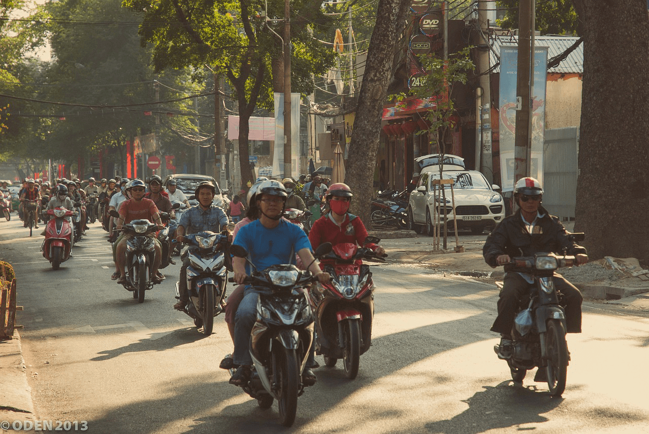 Great deals for flights from Amsterdam to Ho Chi Minh City start from €354