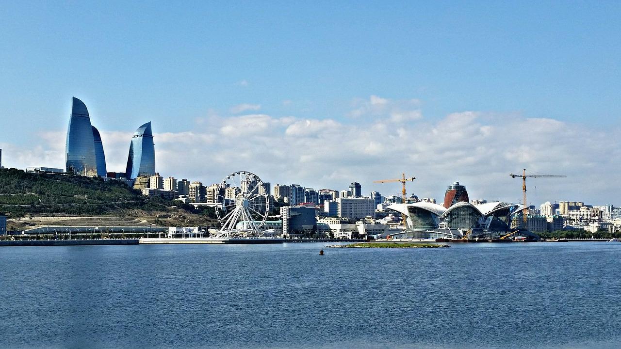 Cheap flights to Baku from Copenhagen starting for 210 Eur for return trip