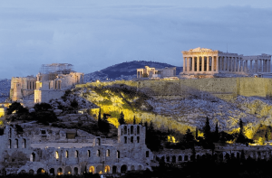 Direct flights from Warsaw for spring break in Athens, start from €26