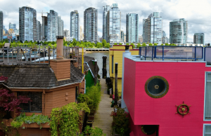 """Take a look at one of the """"best cities to live in"""": Dublin to Vancouver from 359 Eur"""