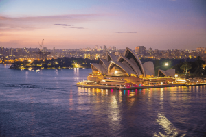 Visit one of the world's most beautiful cities: Helsinki to Sydney flights from 774 Eur