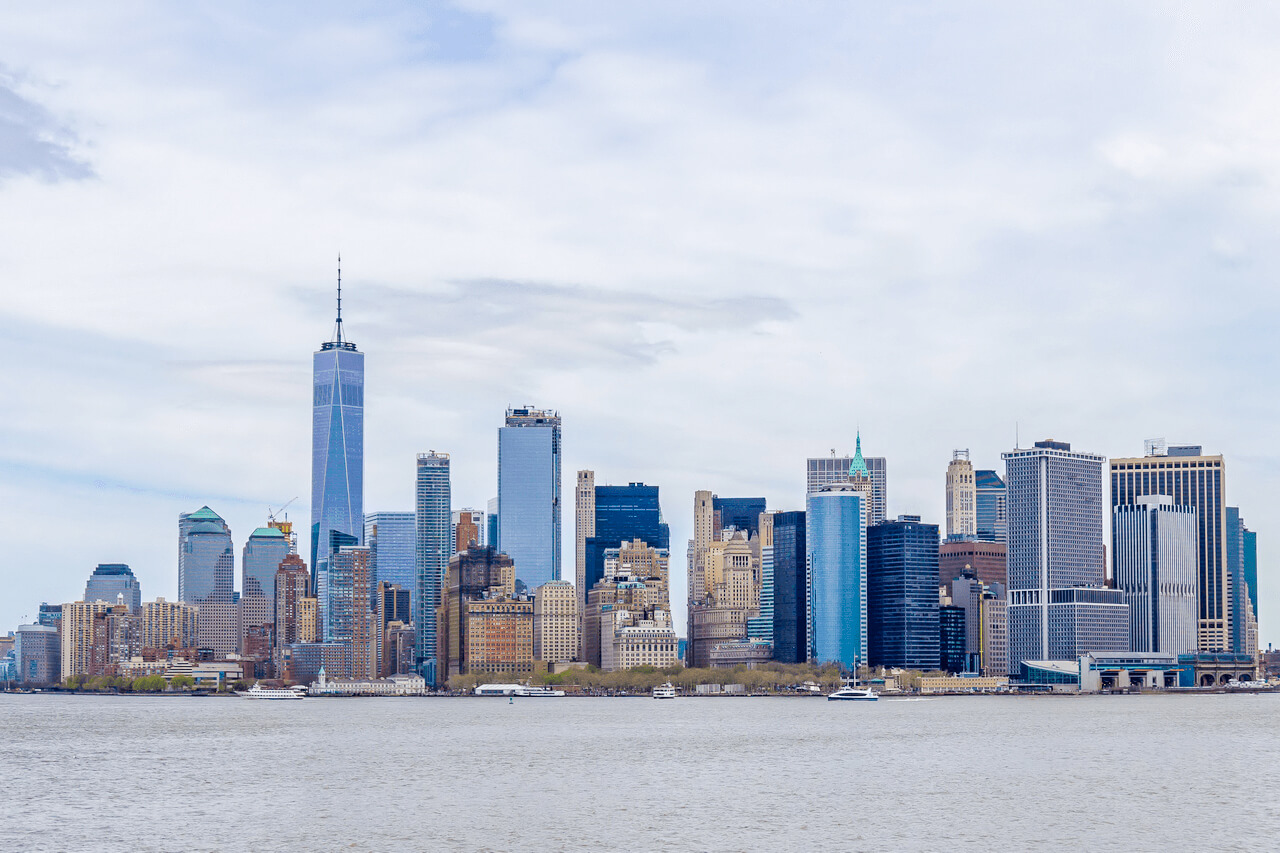 Flights from Tallinn to New York for €327