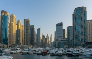 Low priced direct flights from Oslo to Dubai for €181