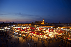 Low priced direct flights from Berlin to Marrakech from €57