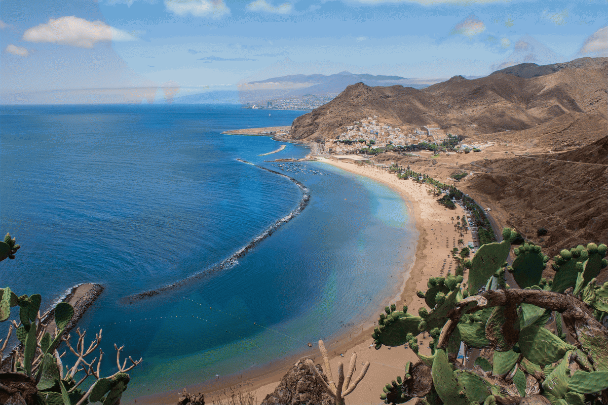Bargain price for direct flights from Dublin to Tenerife start from €94