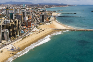 Out to the beach in February! Flights from Oslo to Fortaleza (Brazil) for €270