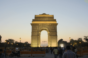 Good price for flights from Tallinn to New Delhi from €376 with Turkish Airlines