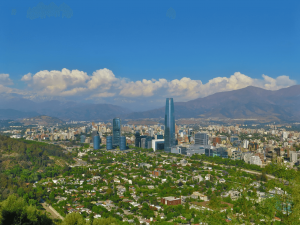 Low priced direct flights to Santiago (Chile) from Barcelona for €460