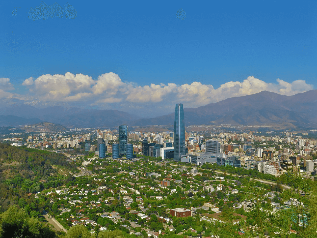 Bargain price for flights from Tallinn to Santiago de Chile start from €478