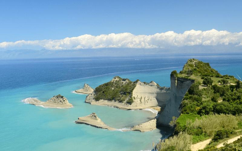 Direct flights from Vilnius for spring break in Corfu, start from €80