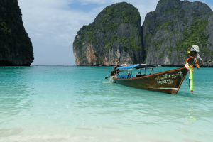 Great deals for flights from Amsterdam to Phuket from €356