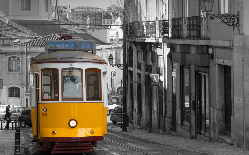 Cheap direct flights from Dublin to Lisbon start from €44